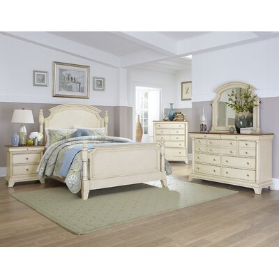 Inglewood II Panel Customizable Bedroom Set