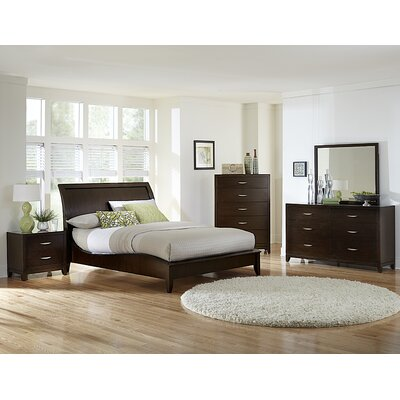 Starling Platform Customizable Bedroom Set