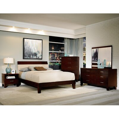 Claran Queen Panel Configurable Bedroom Set