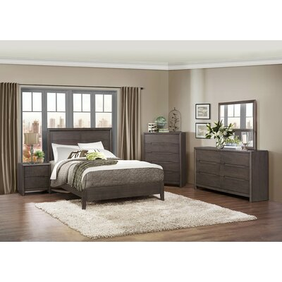 Lavinia Queen Panel Configurable Bedroom Set