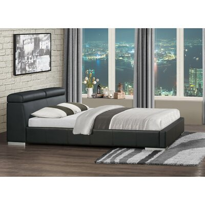Myall Upholstered Platform Bed Size: Queen