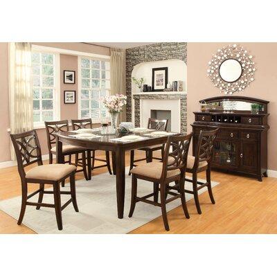 Woodbridge Home Designs Keegan Counter Height Dining Table