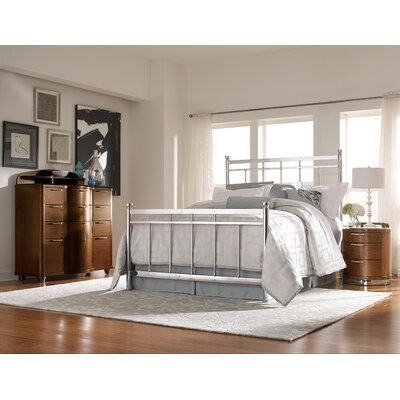Zelda Panel Bed Size: California King
