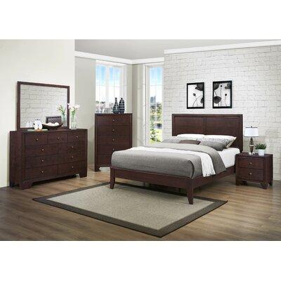 Kari Queen Panel Configurable Bedroom Set
