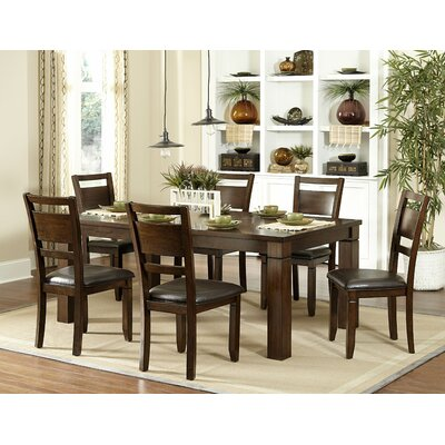 Woodbridge Home Designs Finnian Extendable Dining Table