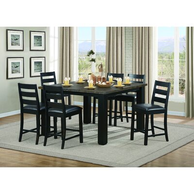 Woodbridge Home Designs Hyattsville Counter Height Dining Table at Sears.com