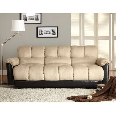5913NGS HE5553 Woodhaven Hill Piper Convertible Sofa