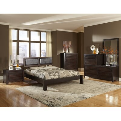 Danika Platform Customizable Bedroom Set