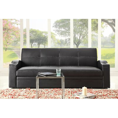 5914CML HE5554 Woodhaven Hill Novak Convertible Sofa