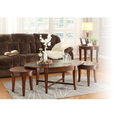 Violetta 3 Piece Occasional Coffee Table Set