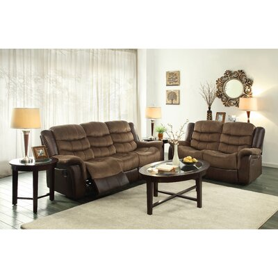 Furniture-August 3 Piece Occasional Coffee Table Set