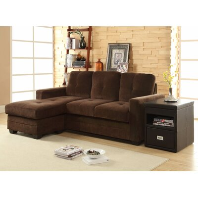 Woodhaven Hill 0890DG-4MD Phelps Sectional