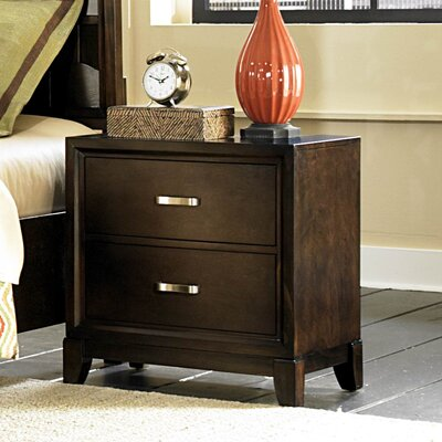 Woodbridge Home Designs Darien 2 Drawer Nightstand