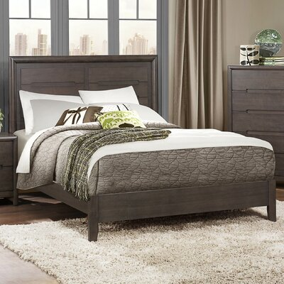 Lavinia Panel Bed Size: King