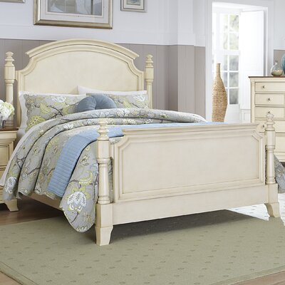 Inglewood II Panel Bed Size: California King