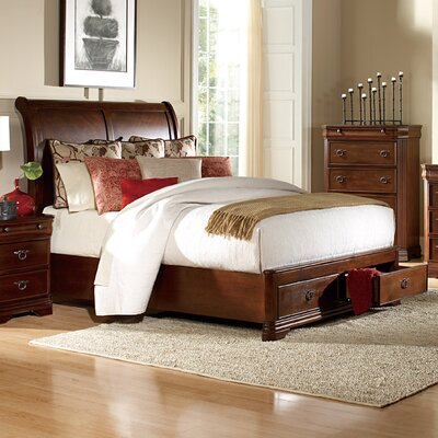 Karla Platform Bed Size: Queen