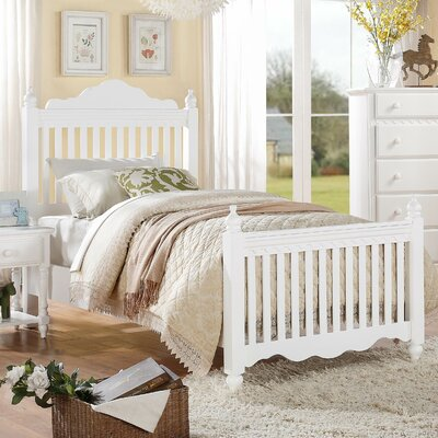 Emmaline Slat Bed Size: Twin
