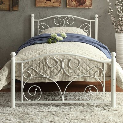 Simoneau Panel Bed Size: Twin