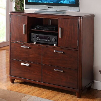 Beaumont 4 Drawer Media Chest