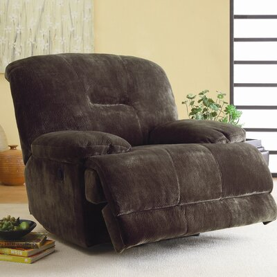 Geoffrey Manual Glider Recliner