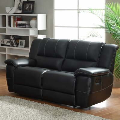 Cantrell Double Reclining Loveseat
