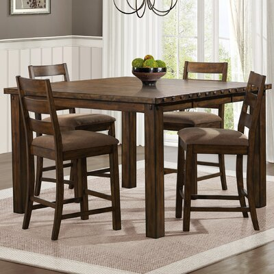 Ronan Counter Height Extendable Dining Table