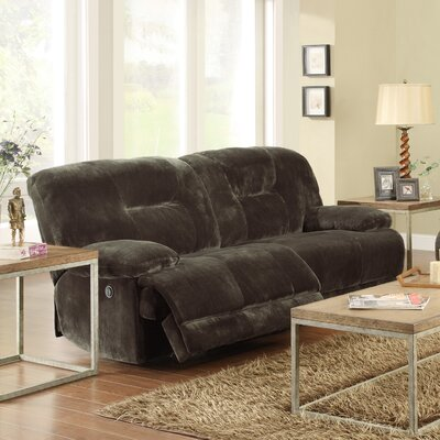 Geoffrey Double Reclining Sofa
