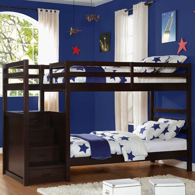 Atlas Twin over Twin Bunk Bed with Storage