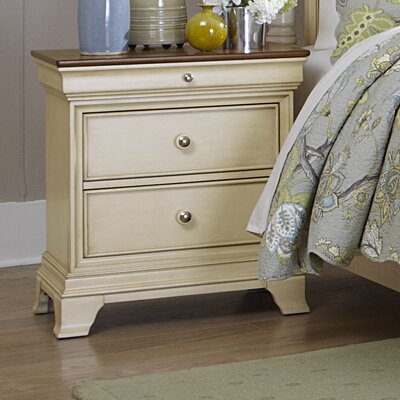 Inglewood II 2 Drawer Nightstand