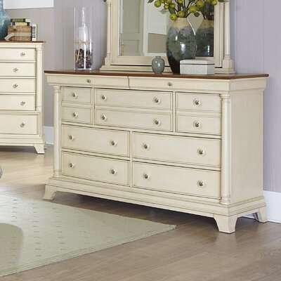 Inglewood II 7 Drawer Dresser