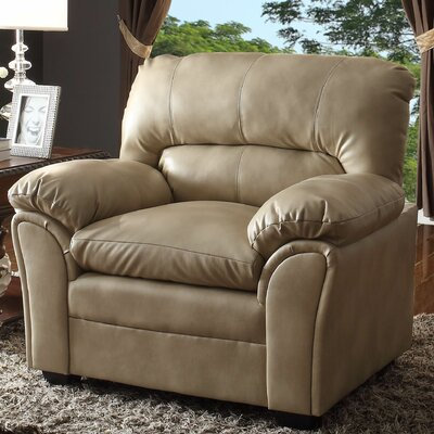 Talon Club Chair Upholstery: Taupe
