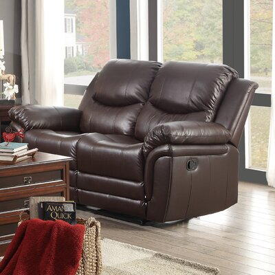 9626CSX-3 HE7006 Woodhaven Hill St Louis Park Double Reclining Loveseat