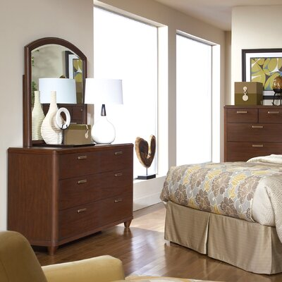 Beaumont 6 Drawer Dresser with Mirror