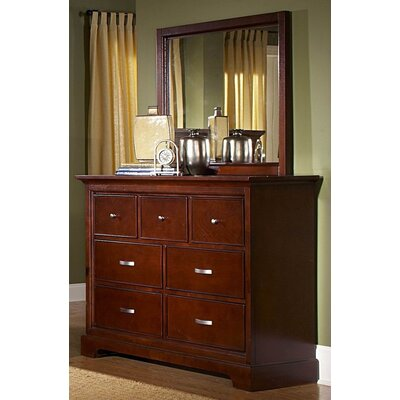 Troxell Dresser and Mirror Set