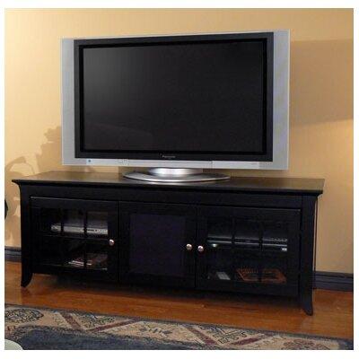Veneto Series 60 TV Stand Color: Black