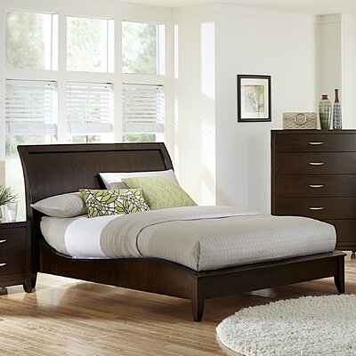 Starling Panel Bed Size: Queen