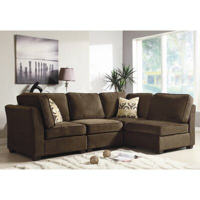 Burke Modular Sectional Woodhaven Hill Sectionals