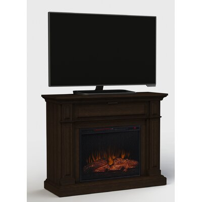 41 TV Stand with Fireplace