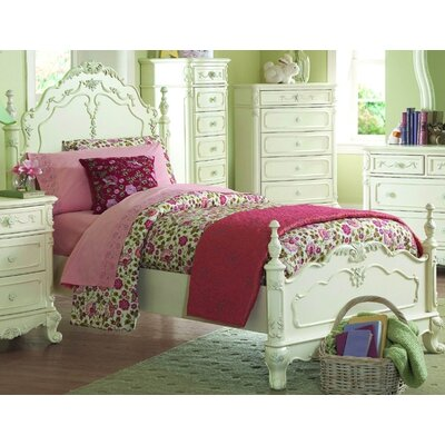 Image of 1386 Series Panel Bed Size: Twin (HE2914_3231139)