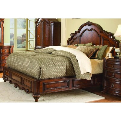 Easy furniture financing 1390 Series Panel Bed Size: Queen...