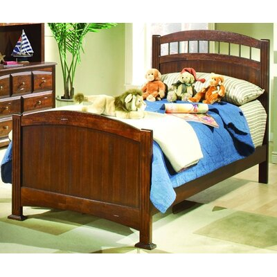 buy low price graduate series extra long twin bed unv1395. Black Bedroom Furniture Sets. Home Design Ideas
