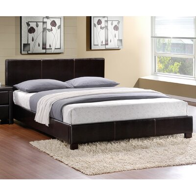 Anstett Upholstered Platform Bed Size: California King