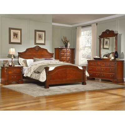 Legacy Queen Panel Customizable Bedroom Set