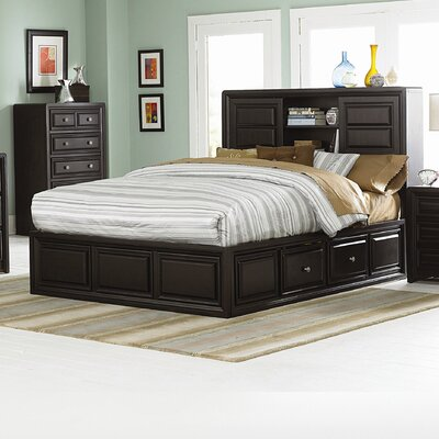 Rent to own Abel Storage Panel Bed Size: King...