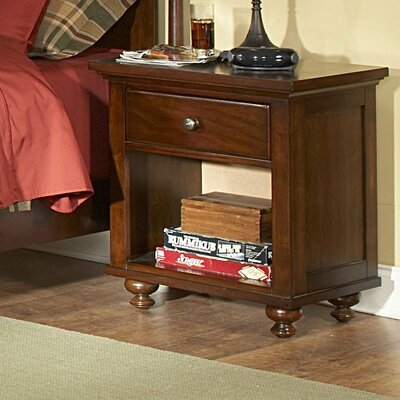 Loan for furniture Aris 1 Drawer Nightstand...