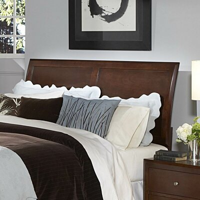 Copley Sleigh Headboard Size: California King