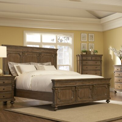 Financing Eastover Panel Bed Size: Queen...