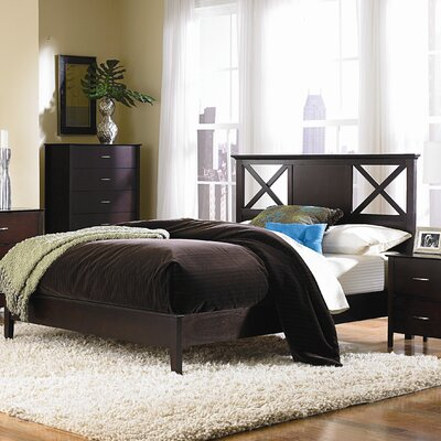 Easy financing Hammond Panel Bed Size: Queen...