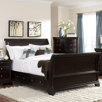 Inglewood Sleigh Bed Size: California King