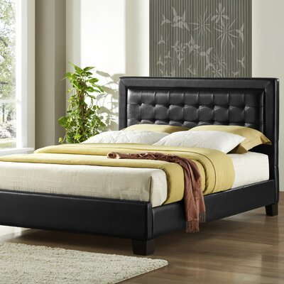 Easy furniture financing Landon Platform Bed Size: King...